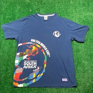 2010 fifa World Cup South Africa shirt size small